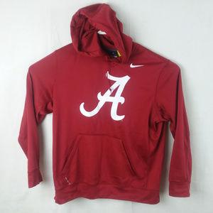 Alabama Crimson Tide Nike Dri Fit Hoodie Men's XL